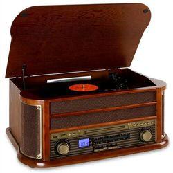 Belle Epoque 1908 retro wieża stereo Bluetooth USB CD M