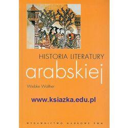 Historia literatury arabskiej (opr. miękka)
