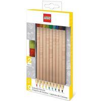 Pozostałe artykuły szkolne, 51515 ZESTAW KREDEK LEGO - LEGO GADŻETY rabat 8%