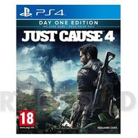 Gry na PS4, Just Cause 4 (PS4)