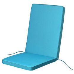 Poduszka Blooma Tiga na fotel niebieska