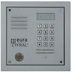 Panel cyfrowy CYFRAL PC-2000DE srebrny z Dallas i elektroniką