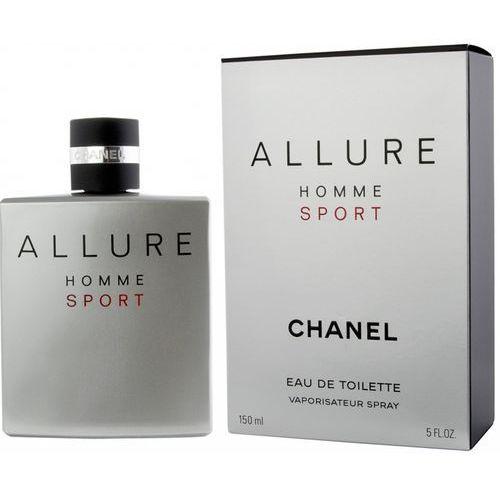Wody toaletowe męskie, Chanel Allure Sport Men 150ml EdT