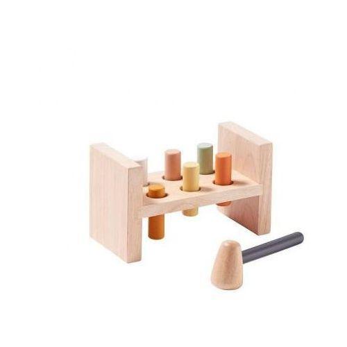 Zabawki z drewna, Klocki z Młotkiem New NEO Kids Concept