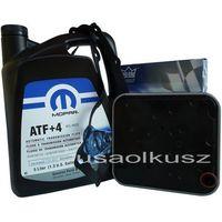 Oleje przekładniowe, Olej MOPAR ATF+4 oraz filtr automatycznej skrzyni 4SPD PT Cruiser