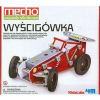 Pozostałe zabawki, Pojazdy silnikowe - wyścigówka