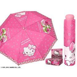 Parasol manualny Hello Kitty
