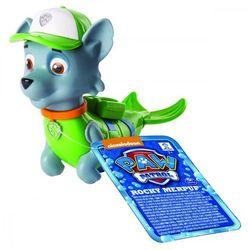Psi Patrol figurka pływająca, Rocky - Spin Master. DARMOWA DOSTAWA DO KIOSKU RUCHU OD 24,99ZŁ