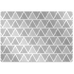 Podkładka pod krzesło obrotowe Podkładka pod krzesło obrotowe Wzór w trójkąty