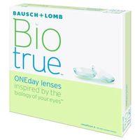 Soczewki kontaktowe, BioTrue ONEday 90 szt.