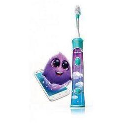 Szczoteczka do zębów Philips Sonicare For Kids HX6322/04 Biały/Zielony