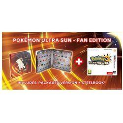 Gra 3DS Pokémon Ultra Sun Fan Edition