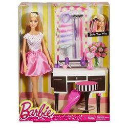 Lalka Barbie Stylizacja Włosów DJP92 Mattel