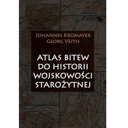 Historia, Atlas bitew do historii wojskowości starożytnej (opr. twarda)