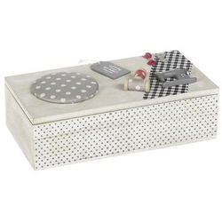 Skrzyneczka na biżuterię, szkatułka, organizer na biżuterię, pudełko na biżuterię, pojemnik ozdobny, drewniane pudełko, kasetka