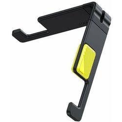 Baseus Let''s go mini podstawka uchwyt stojak na telefon tablet szary (SUPM-GY) - Szary ||Żółty