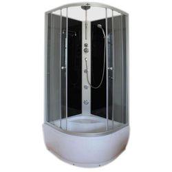 Kabina prysznicowa z hydromasażem Armazi Apollo 90 x 90 x 235 cm wysoki brodzik
