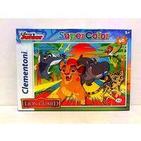 Puzzle, CLEMENTONI 60 EL. Lion Guard