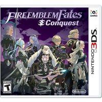 Gry na Nintendo 3DS, Nintendo gra 3DS Fire Emblem Fates: Conquest - BEZPŁATNY ODBIÓR: WROCŁAW!