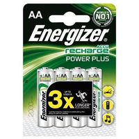 Akumulatorki, ENERGIZER Akumulatorek Nimh AA 2000mAh HR6 1.2 V opakowanie 4 szt.