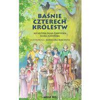 Książki dla dzieci, Baśnie czterech królestw (opr. miękka)