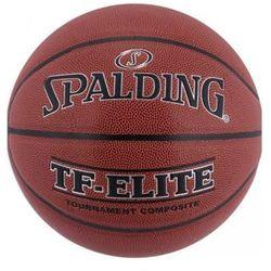 Piłka koszykowa SPALDING TF-Elite Tournament (rozmiar 7) DARMOWY TRANSPORT