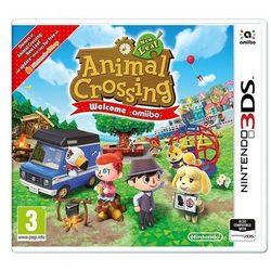 Animal Crossing: New Leaf - Welcome Amiibo - Nintendo 3DS - Przygodowy
