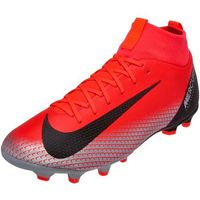 Piłka nożna, Buty Nike JR Mercurial Superfly 6 Academy GS CR7 MG Junior AJ3111 600