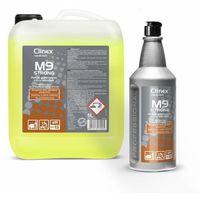Pozostałe do podłóg i dywanów, M9 Strong Clinex 1L - Płyn do gruntownego mycia posadzek