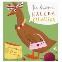 Literatura młodzieżowa, Kaczka dziwaczka - Anna Simeone (ilustr.), Julian Tuwim - książka (opr. kartonowa)