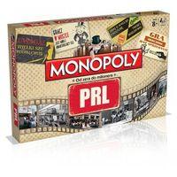 Gry dla dzieci, Monopoly: PRL Gra Strategiczna Hasbro C05931200