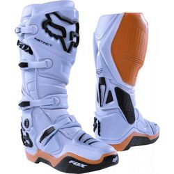 FOX INSTINCT 2.0 LIGHT GREY Buty OFF-ROAD