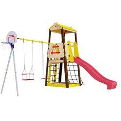 Plac zabaw dla dziecka do ogrodu Domek
