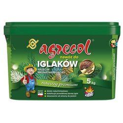 Nawóz przeciwko brązowieniu igieł Agrecol 5 kg