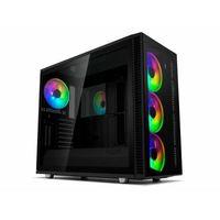 Obudowy do komputerów, FRACTAL DESIGN Define S2 Vision RGB Tempered Glass FD-CA-DEF-S2V-RGB-BKO-TGD