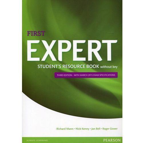 Książki do nauki języka, First Expert 3ed Student's Resource Book without key (opr. miękka)