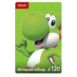 Kod podarunkowy Nintendo 120zł