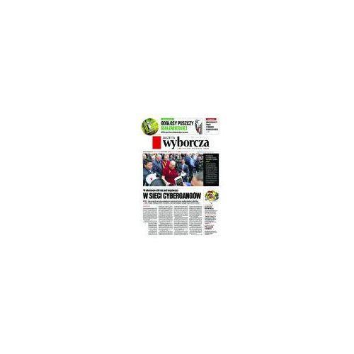 E-booki, Gazeta Wyborcza - Szczecin 221/2016