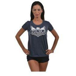 Koszulka Urodzeni Patrioci damska Wielka i Niepodległa
