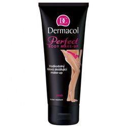 Dermacol Perfect Body Make-Up samoopalacz 100 ml dla kobiet Caramel