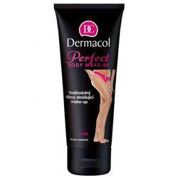 Dermacol Perfect Body Make-Up samoopalacz 100 ml dla kobiet Sand