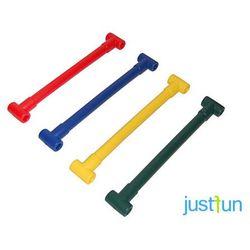 Drążek plastikowy do liny 16 mm - żółty