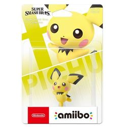 Nintendo Amiibo Pichu no. 72(Super Smash Bros. Collection) - Akcesoria do konsoli do gier - Nintendo Switch