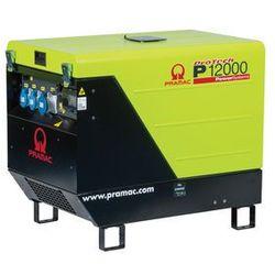 Agregat prądotwórczy jednofazowy Pramac P12000 AVR