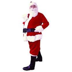 Kostium Świętego Mikołaja LUX - roz. un.