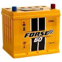 Akumulatory samochodowe, Akumulator FORSE 60Ah 540A EN Japan PRAWY PLUS
