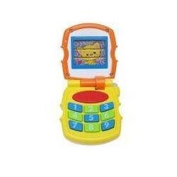 Zabawka edukacyjna telefon smily play anek sp83677 an