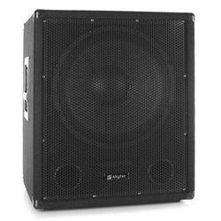 Skytec Aktywny głośnik niskotonowy PA SkyTec SMWBA15 Bi-Amp AUX MIC