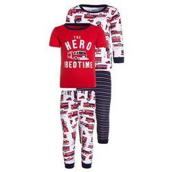 Carter's FIRETRUCK HERO AT BEDTIME 2 PACK Piżama multicolor