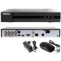 Rejestratory przemysłowe, Rejestrator cyfrowy hybrydowy HWD-6208MH-G2 Hikvision Hiwatch
